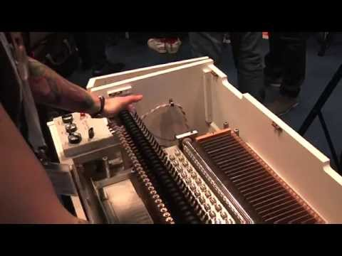 Installing original Melloton tapes and the new M4000D digital models