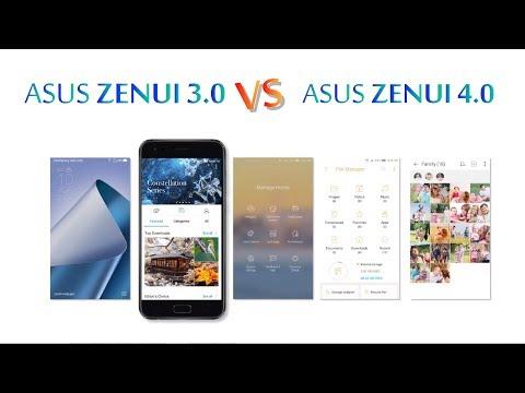 Zen UI 3.0 vs Zen UI 4.0