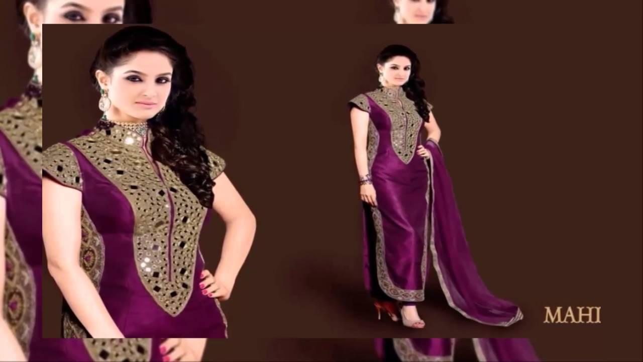94ce19586 Designer Salwar Suits Indian Designer Suits latest fashion ...