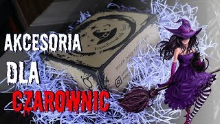 Magiczne gadżety od Paranormalii - Witch starterpack