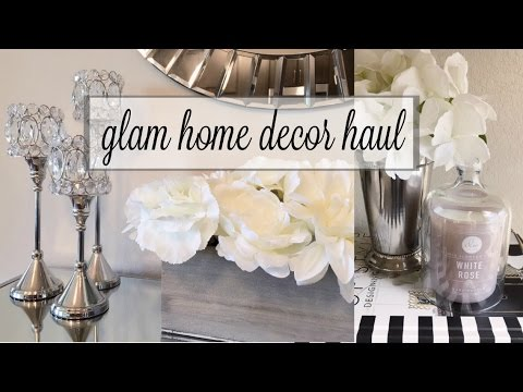 Fall Glam Home Decor Haul!!!