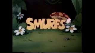 Smurfs 1985 NBC Saturday Morning Promo