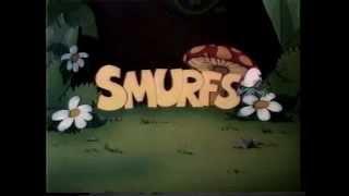Smurfs 1985 NBC Saturday Morning Promo