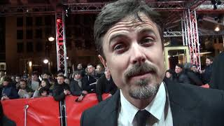 LIGHT OF MY LIFE Casey Affleck Interview BERLINALE 2019 - Red Carpet