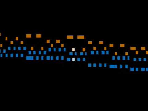 Bach, Toccata and Fugue in D minor, organ