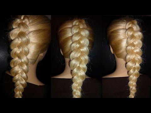 20 красивых и простых причесок на средние волосы