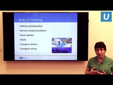Practical Tips for Travelling with a Loved One with Alzheimer's Disease | #UCLAMDCHAT