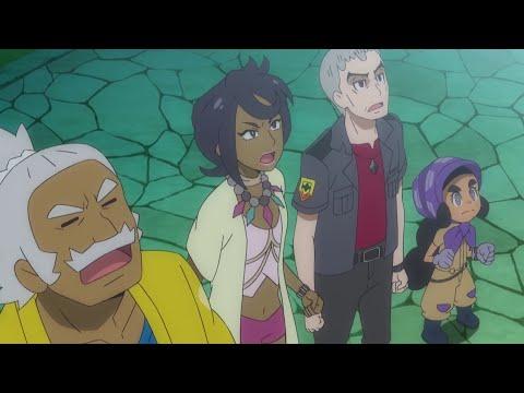 An All-Out Island Kahuna Attack   Pokémon the Series: Sun & Moon—Ultra Legends   Official Clip