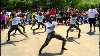 2014 qkidz dance team battle