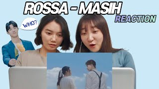 Download KOREANS React to Rossa - Masih (Official Music Video) | Reaction