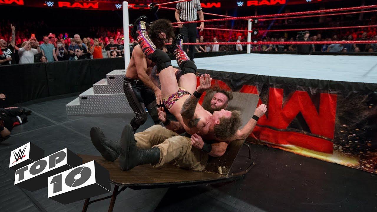 wrestling Double super trouble