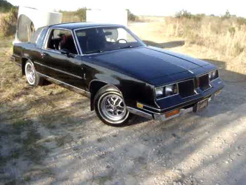 1986 cutlass salon 307 v8 youtube for 1986 oldsmobile cutlass salon