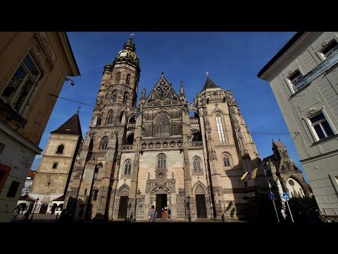 Best Places to see in Kosice city center, Slovakia Mp3