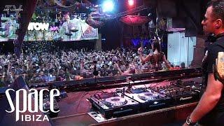 Jay Lumen live at Space Ibiza / El Row Night / 19-09-2015 (74 min)