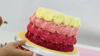 630558 Подставка для украшения тортов DELICIA, d 29 см