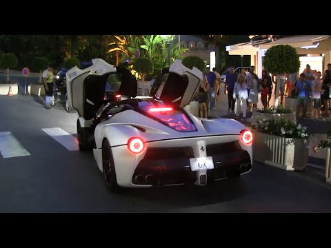 Brand New KHK's Ferrari Laferrari in Monaco