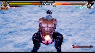 Tekken 7 King My Gameplay on PC