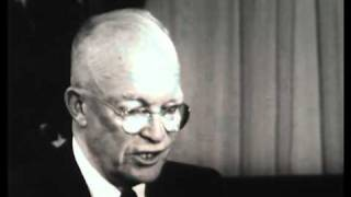 Eisenhower Discusses Formosa Crisis 1958