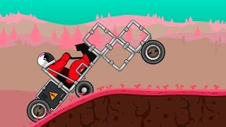 RoverCraft Race Your Space Car - Android Gameplay - Like a Bad Piggies In The Space!