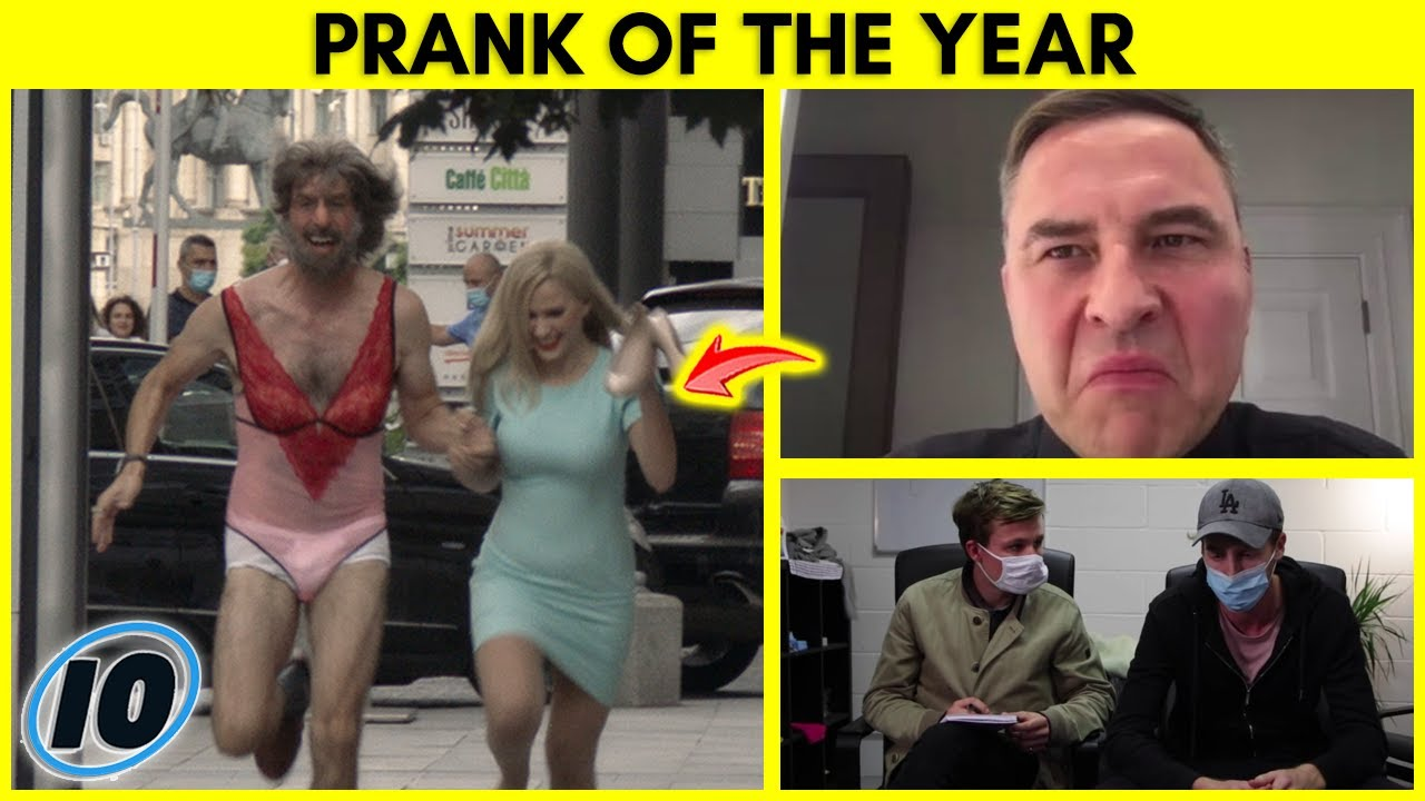 Celebrities Tricked Into Fake Borat 3 Auditions by YouTube Pranksters
