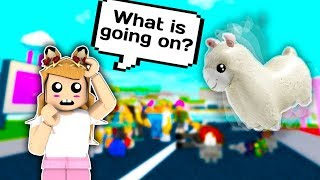 FLYING ALPACA TROLLS ME! // Roblox Admin Commands // Roblox Trolling