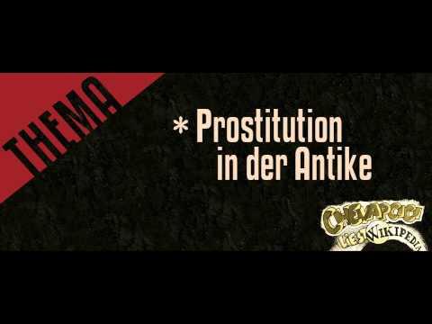 Chev liest Wiki #6: Prostitution in Antike - Kamspinn - Kopftransplantation - Störtebeker - Gedicht