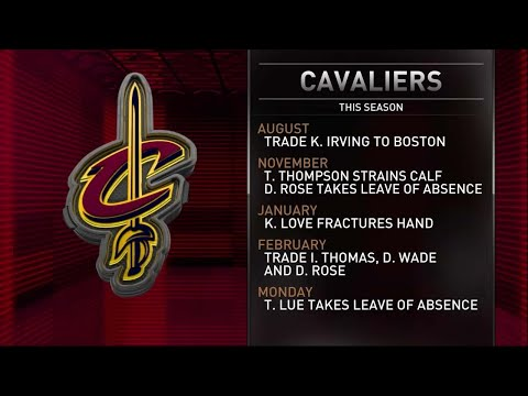 Players Only: Cavaliers Without Lue