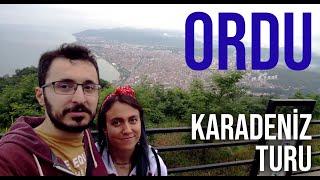 Karadeniz Turu 2 | ORDU - BOZTEPE, KABAKDAĞ KÖYÜ, YASON BURNU | Gezi Günlükleri 4