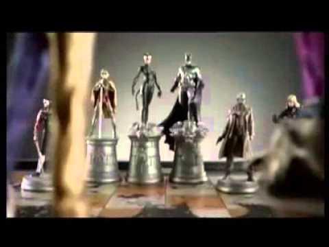 Eaglemoss 'DC Chess Collection' TV ad   30 sec adv