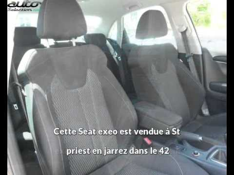 seat exeo occasion visible st priest en jarrez pr sent e par rocle occasions youtube. Black Bedroom Furniture Sets. Home Design Ideas