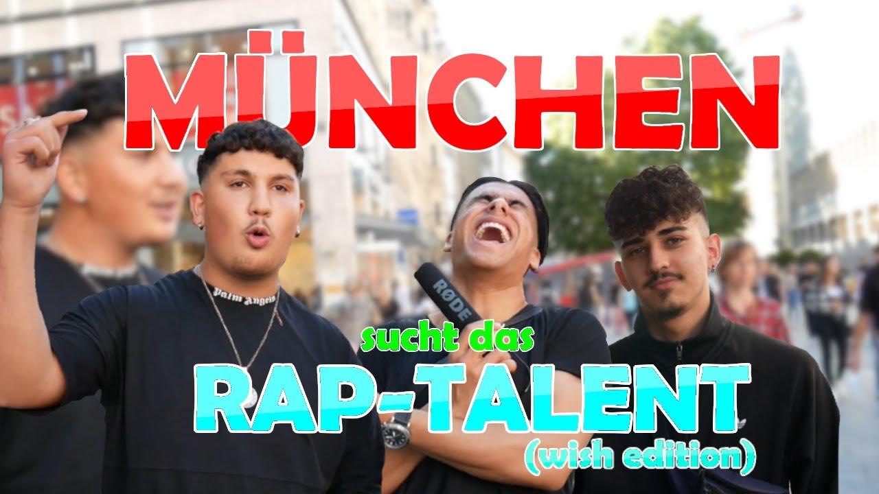 MÜNCHEN sucht den RAP-STAR!! | Streetcomedy in München