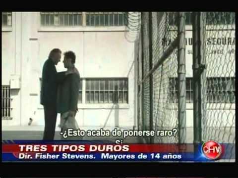 TRES-TIPOS-DUROS-ESTRENO-CHILE-COMENTARIO-ITALO-PASSALACQUA-NOTA-4-CHVNOTICIAS-(08-03-2013)