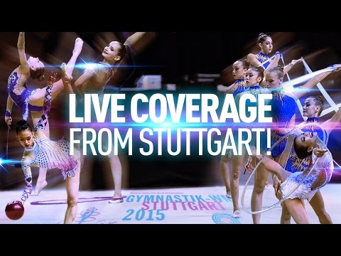 2015 World Rhythmic Gymnastics Championships - Clubs & Ribbon Final