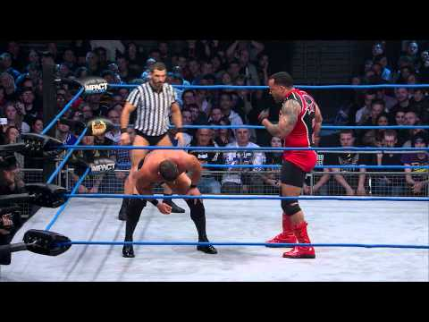 MVP vs. Bobby Roode (February 27, 2014)