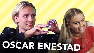 OSCAR ENESTAD Hänger med P3 Star