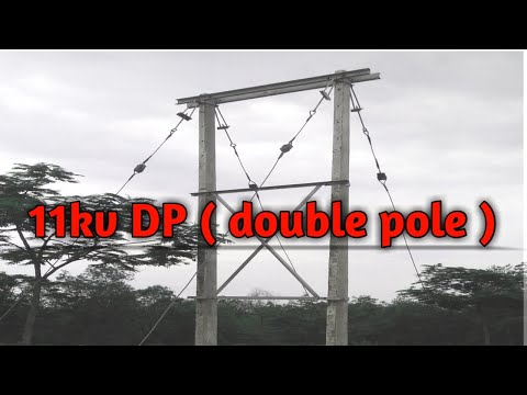 11KV DP(DOUBLE POLE)