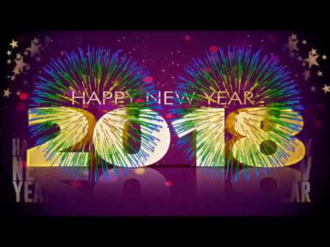 Happy New Year Wishes 2018, New Year Resolutions, Funny Video, Whatsapp U0026  YouTube Sensation