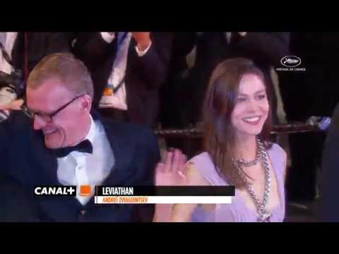 Cannes 2014  LEVIATHAN : Red Carpet