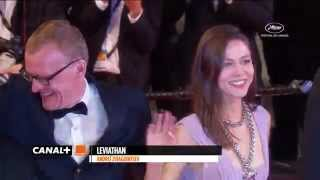 Cannes 2014 - LEVIATHAN : Red Carpet