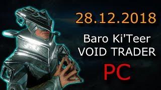 Warframe - Baro Ki'Teer (PC) - Prisma Rostam Kubrow Armor (PC)
