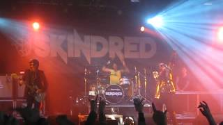 Skindred • Imperial March (intro) - Roots Rock Riot [London, 13/07/2012]
