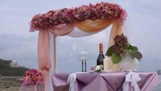 Свадьба на берегу Черного моря, г.Бургас
