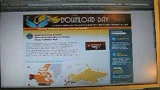 Firefox 3 Download Day 2008- Set a Guinness World Record
