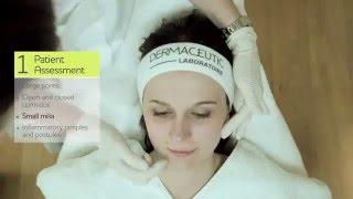 Dermaceutic Mask Peel(Франция)-Тренинг по проведнию процедуры химического пилинга(c объяснением)(, 2016-02-14T07:34:06.000Z)