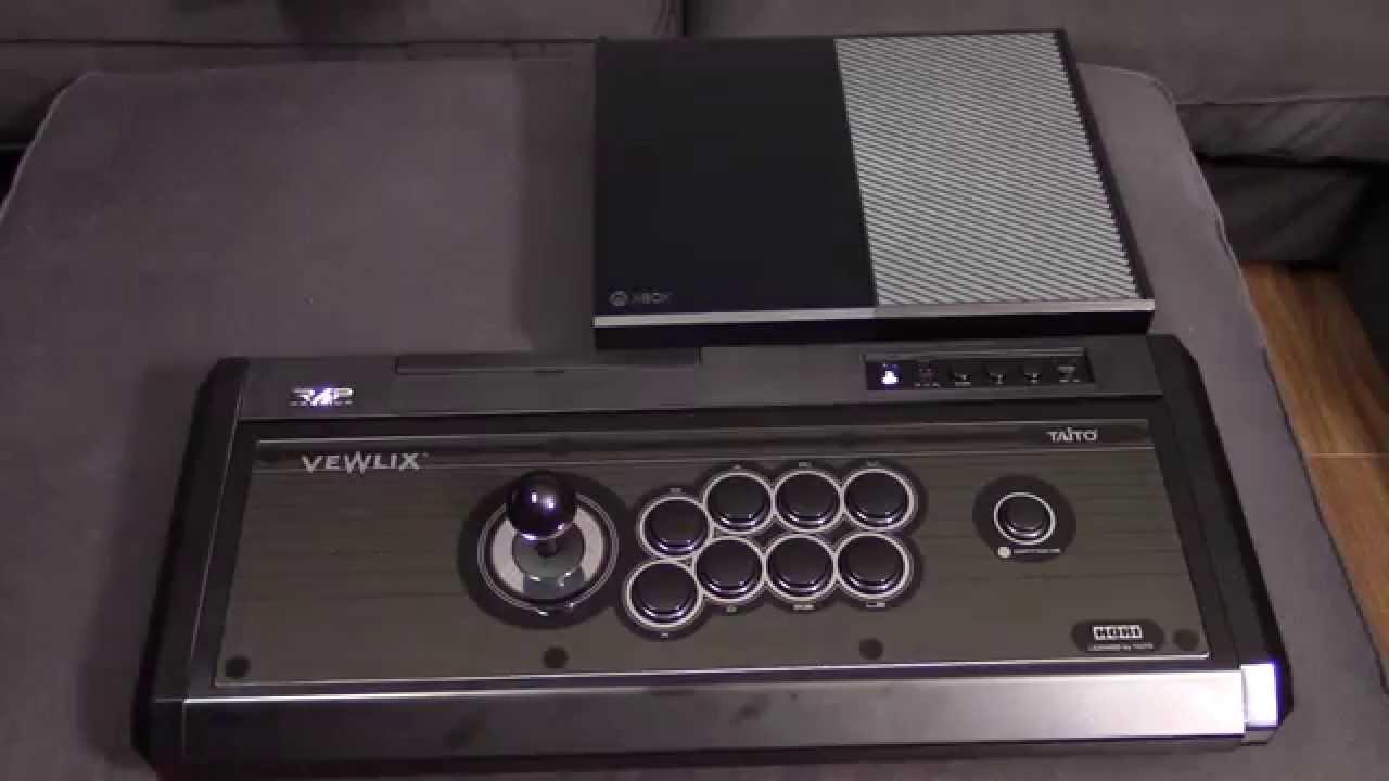 Hori Real Arcade Pro 4 Premium VLX Fight Stick Unboxing (PS3/PS4/PC)