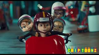 Dhoom Machale Dhoom Full Song HD 1080p  | Dhoom:3 | Bollywood Chipmunks Dance Choreography