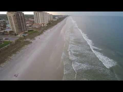 Yuneec Typhoon H Long Beach Flight