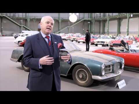 Bonhams Classis Car Auction Paris