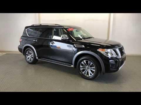 P5710 2018 Nissan Armada SL w/ Nav - Around View Monitor - BOSE