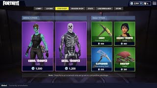 NEW HEIDI SKIN & LUDWIG SKIN - Fortnite New Item Shop Today - Season 6